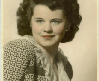 Doris Claire Sharkey Dyer