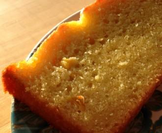 Blood-Orange Infused Olive Oil Cake